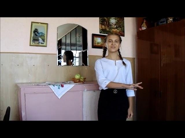 Изображение предпросмотра прочтения – АлександраКальчишкова читает произведение «В саду» А.А.Ахматовой