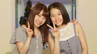 MCは、モーニング娘。'16石田亜佑美と、つばきファクトリー谷本安美! ...