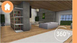 Minecraft Living Room Designs - 360° Degree Minecraft