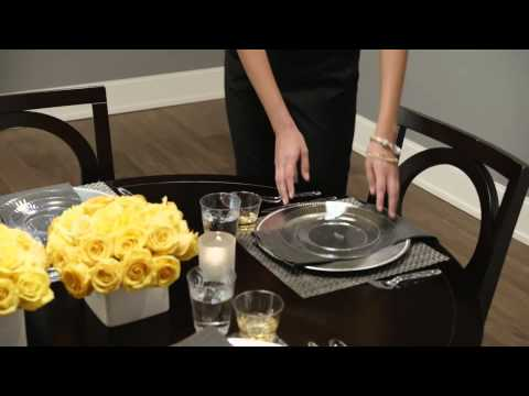 Chinet Cut Crystal #carriedaway -- Chandelier - YouTube