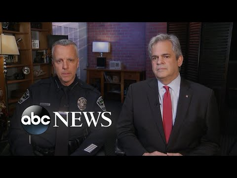 Austin mayor, police chief on latest package explosion