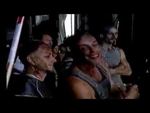 Rammstein on backstage during soad concert youtube rammstein on backstage during soad concert m4hsunfo Choice Image