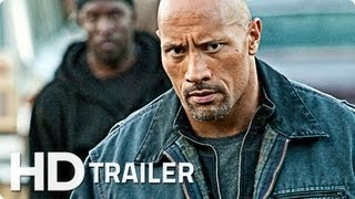SNITCH Offizieller Trailer German Deutsch HD 2013 |  Dwayne Johnson