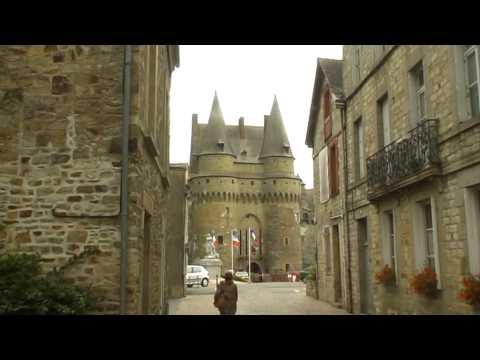 Vitre & Fougeres, Brittany, France 2009