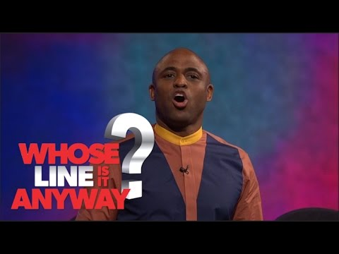 Wayne Brady's Musical Showcase Part One - Whose Line Is It Anyway? US