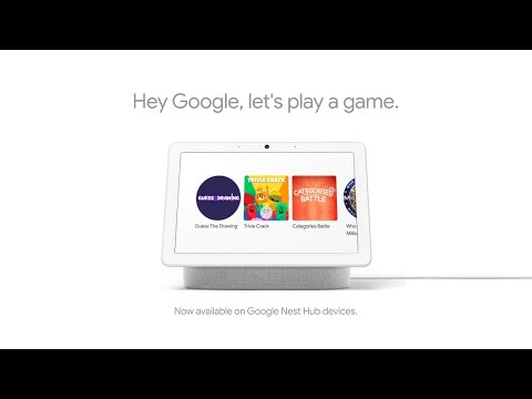 Hey Google, let's play a game