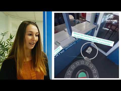 Le Groupe Partnaire vous fait découvrir sa toute première expérience de réalité virtuelle !