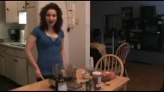 Raw Zucchini Ravioli
