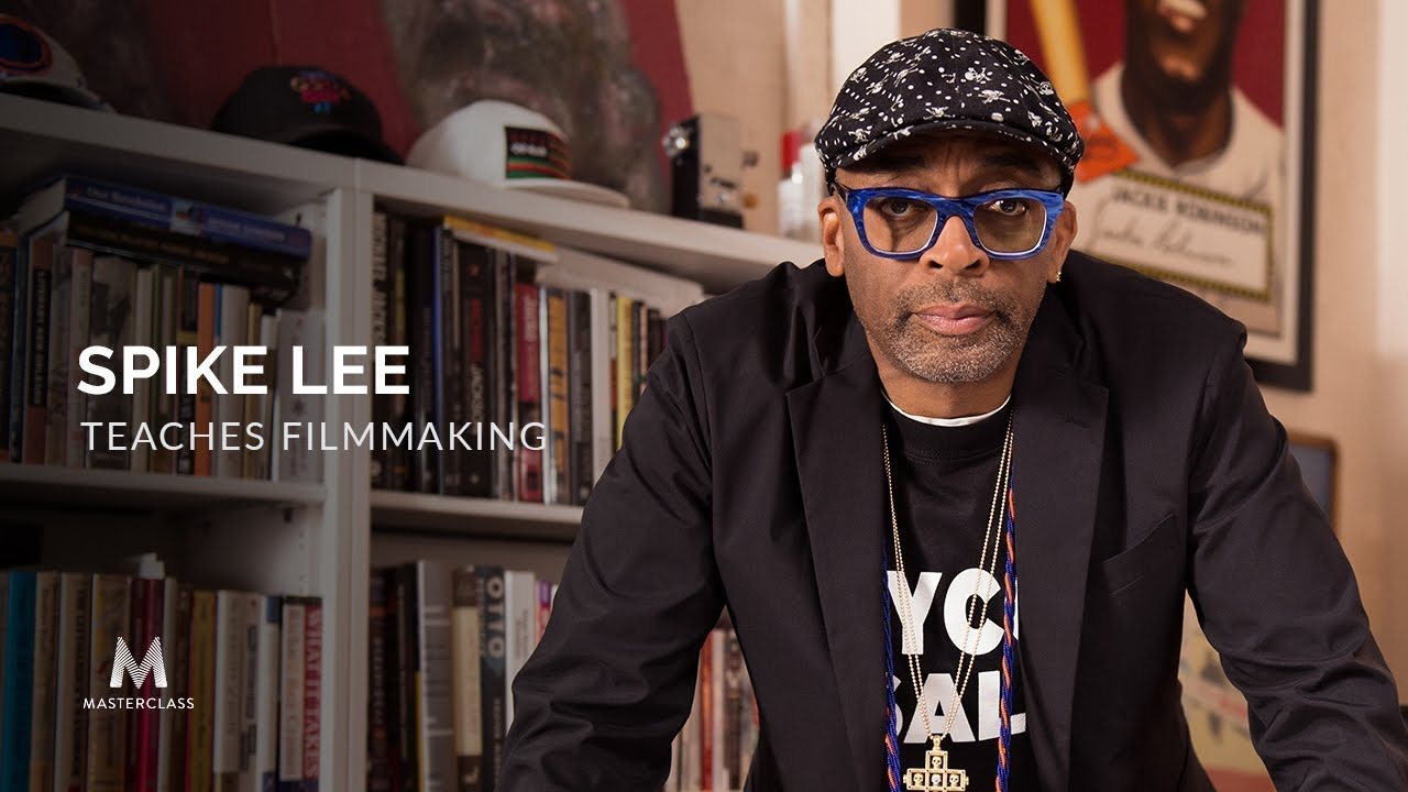 Spike Lee Teaches Filmmaking | Official Trailer | MasterClass