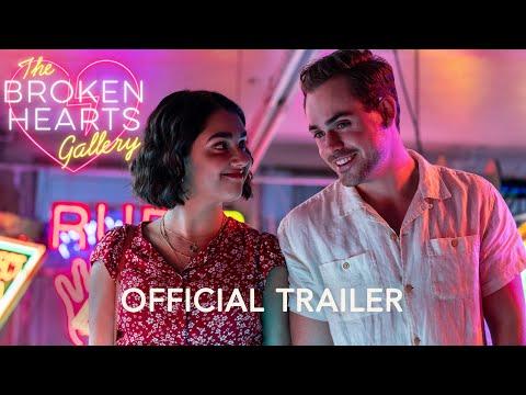 The Broken Hearts Gallery trailers