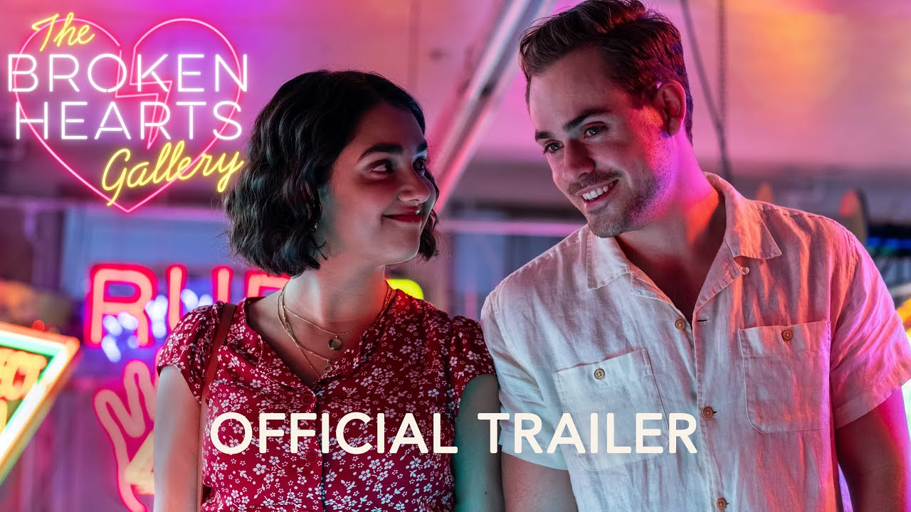 Download THE BROKEN HEARTS GALLERY - Official Trailer (HD) - In Theaters September 11