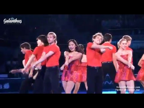 100605 Medalist on Ice : All Skaters / Finale