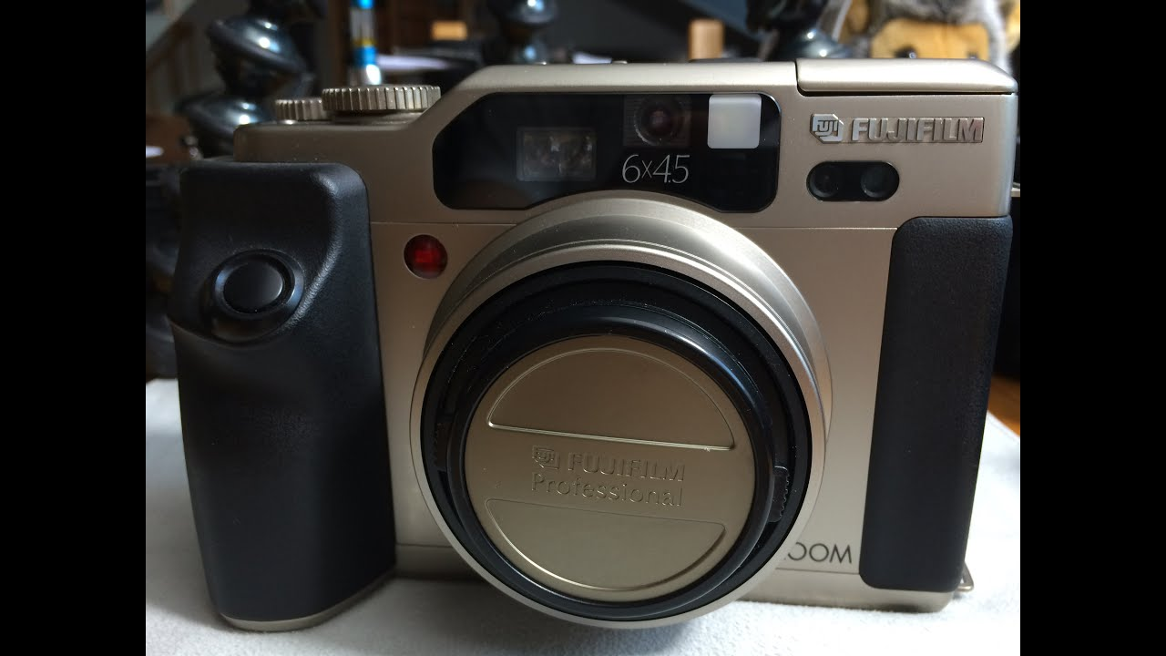 The Fujifilm GA645Zi - A point and shoot on steroids!!!