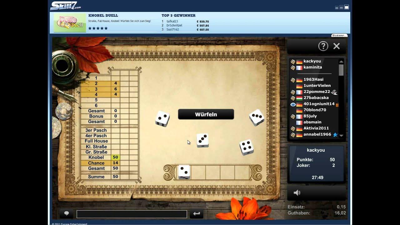 Knobel Online Spielen