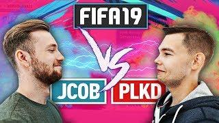 MASAKRACJA RYWALI! JCOB VS PLKD FIFA 19 DIVISION RIVALS