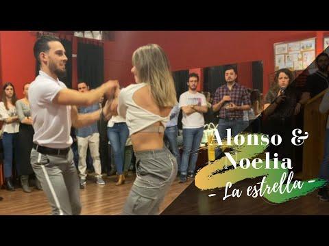 Alonso y Noelia - La estrella