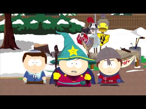 South Park: The Stick of Truth — Game Intro Gameplay  