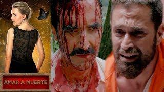 El alma del Chino encuentra un nuevo cuerpo   Amar a muerte - Televisa