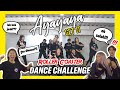 KOK DANCE-NYA JADI GINI?!🤣 ROLLER COASTER DANCE CHALLENGE!Ayayayagetit