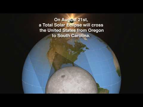 2017 Total Solar Eclipse Viewing Tips - Narrated by George Takei