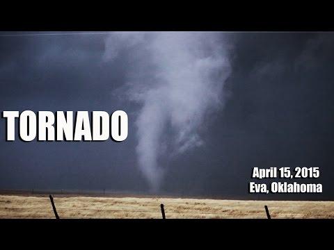 Tornadoes from Texas across Oklahoma to Kansas 5/15/2016