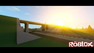 ROBLOX Train Crashing (Underpass)