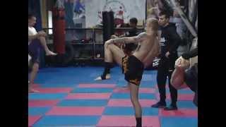 Даниил Исаев представит Россию на Первенстве мира по тайскому боксу