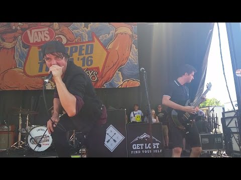 Chunk! No, Captain Chunk!- Haters Gonna Hate (live Vans Warped Tour 2016)
