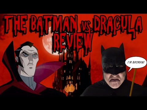 The Batman VS. Dracula Review