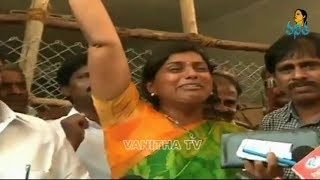 Roja Emotional Press Meet On Winning In Nagari Assembly