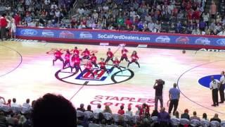 kid clippers dance team 2015 16 b i n g o