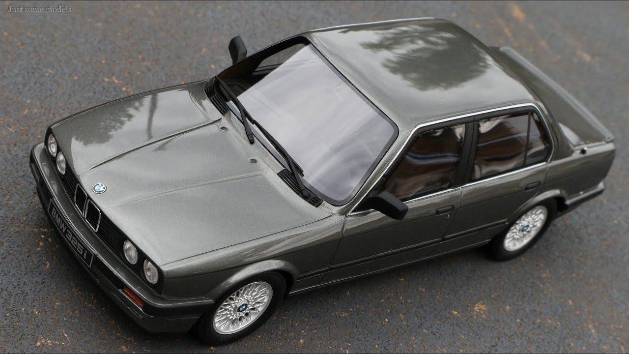 1:18 Otto BMW 325i E30 Otto Mobile OT819 NEU NEW