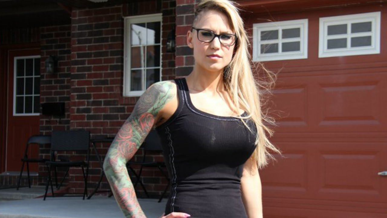 Woman Banned From Gym For Having Big Boobs - Youtube-8473