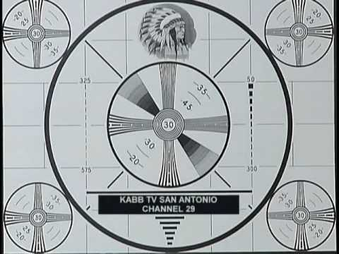 KABB 29 San Antonio Analog Sign-off