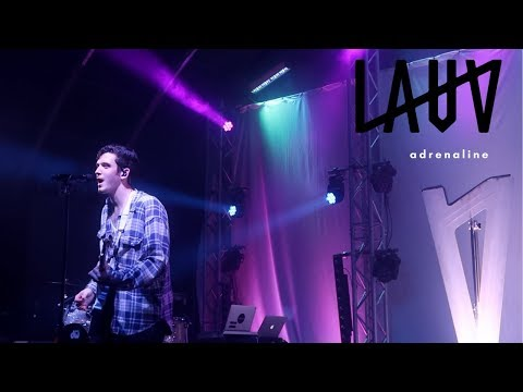 [CONCERT] LAUV - Adrenaline @ The Triffid ♡ HD | Januarysass