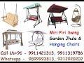 Hanging Chairs in Delhi, Stainless Steel Garden Swing, Garden Patio Swing Manufacturers & Suppliers