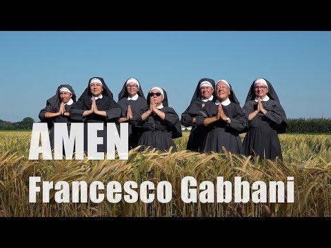 FRANCESCO GABBANI - AMEN SUORE BOLOGNA