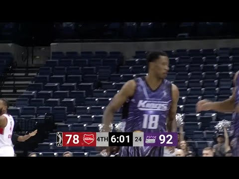 Troy Williams (25 points) Highlights vs. Memphis Hustle
