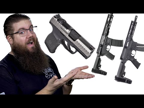 Zev Z365, S&W M&P15-22 Pistol, ROOSEVELTS REVOLVER - TGC News!