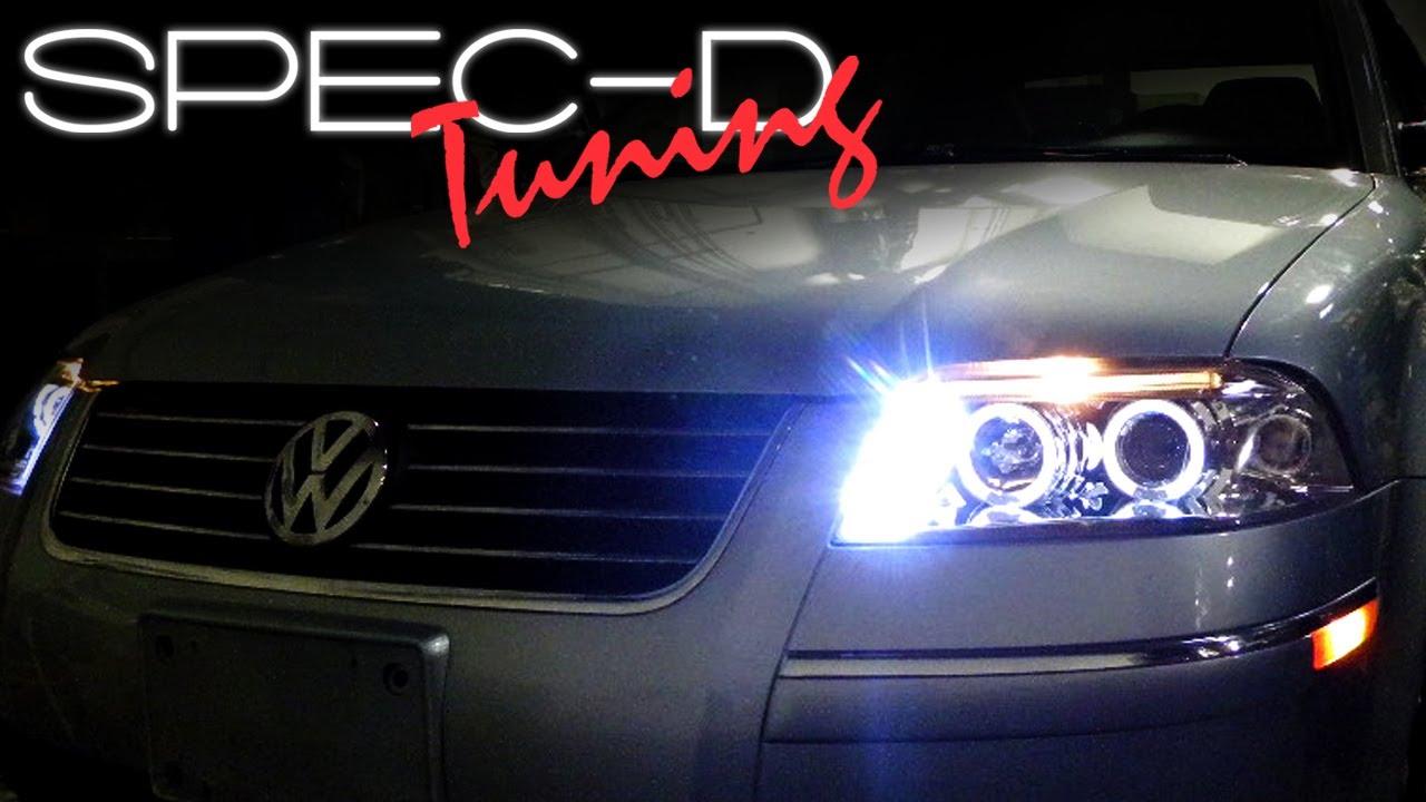 Specdtuning Installation Video 2001 2005 Volkswagen