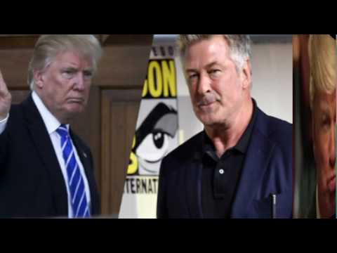Alec Baldwin Teases Return to 'SNL' With Photo Dressed as Donald Trump
