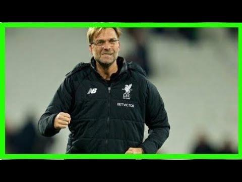 Breaking News | Jurgen klopp explains liverpool's trade in system for west ham triumph