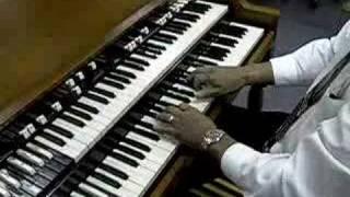 "Hammond B3 Gospel  Demo ""Chicago""/ American Music World"