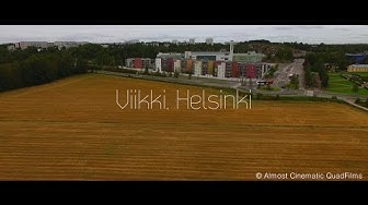 Viikki, Helsinki Tour - Phantom 3 Advanced 2.7K