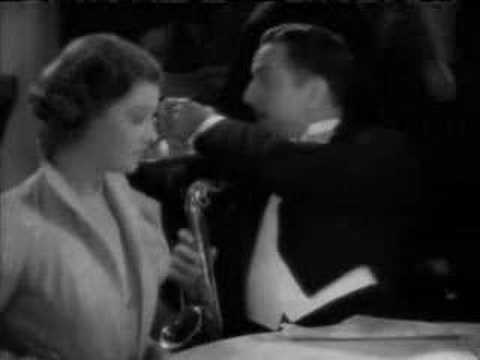 Only Wanna Be With You - William Powell and Myrna Loy