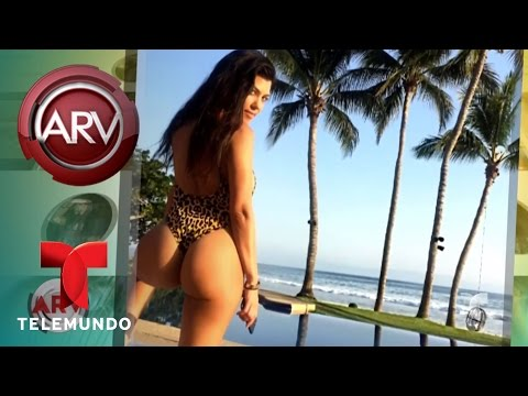 Kourteny Kardashian sigue de celebración y ahora está en Puerto Rico   Al Rojo Vivo   Telemundo