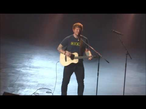 Ed Sheeran - Castle On The Hill @ The Teenage Cancer Trust, Royal Albert Hall 28/03/17