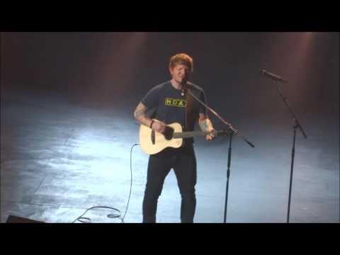 Ed Sheeran - Castle On The Hill @ The Teenage Cancer Trust, Royal Albert Hall 28/03/17
