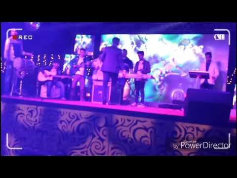 Abhishek Singh Rana Asr !! Live on stage @ wedding ! Gurgaon - Part - II