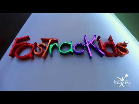 FasTracKids... a worldwide educational institution  فاستراك كيدز اسم عالمي في التعليم